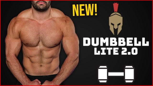 Dumbbell LITE 2.0 (WATCH FIRST)