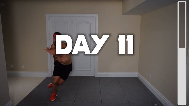 Day 11: Fat Burning Workout #3