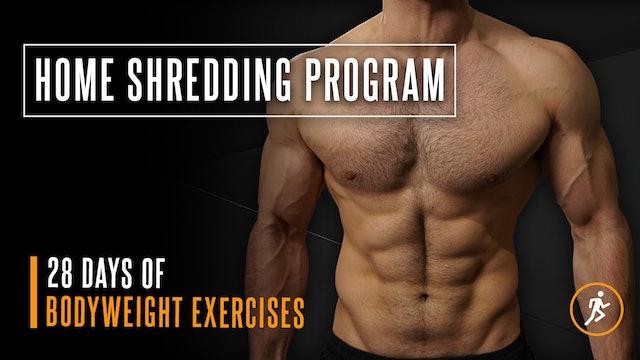 Home Shredding Program