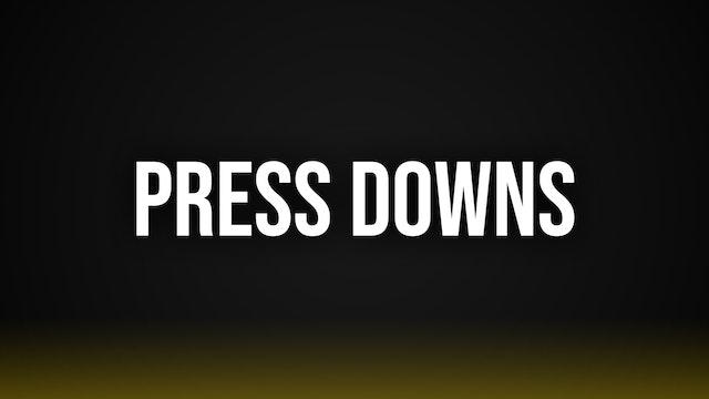 Cable Pressdowns