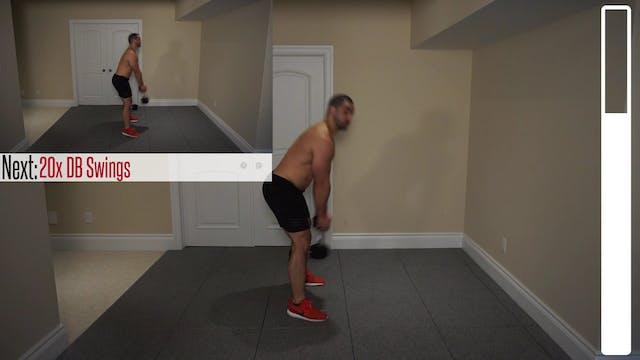 Workout #4