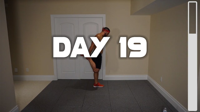 Day 19: Lower Body Workout