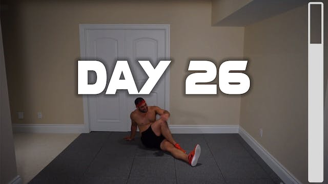 Day 26: Fat Burning Workout #3