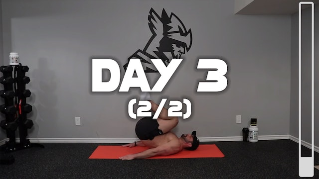 Day 3 (2/2): Abs Workout