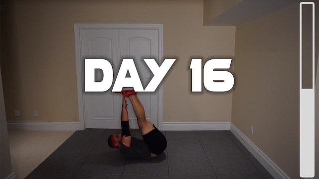 Day 16: Bodyweight Workout