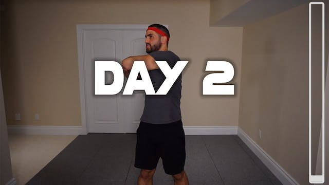 Day 2: Bodyweight Workout