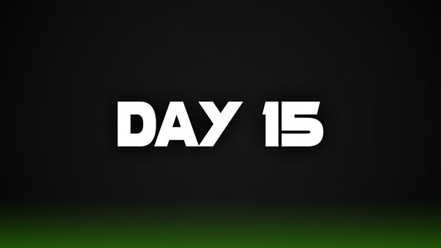 Day 15