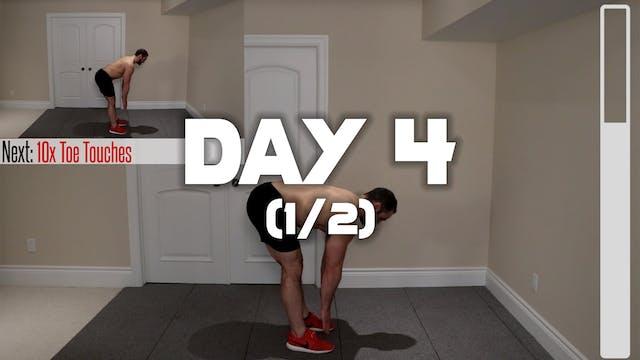 Day 4 (1/2): Warm-up Routine