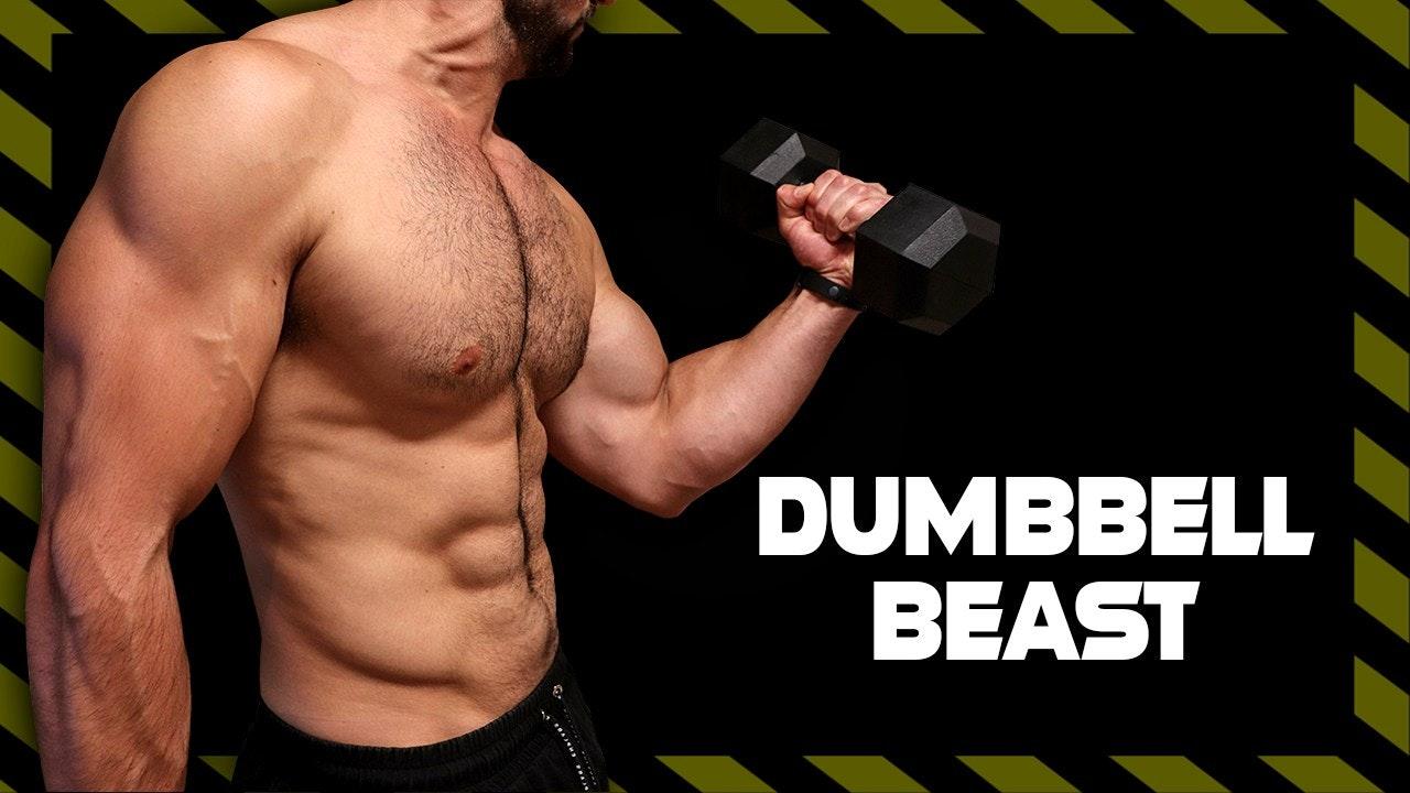 Dumbbell Beast Program