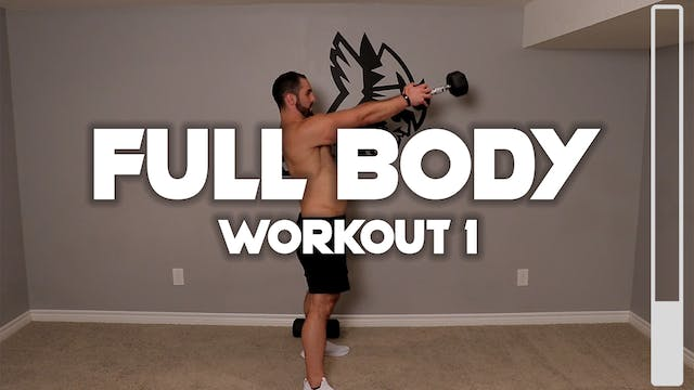 Full Body Workout #1