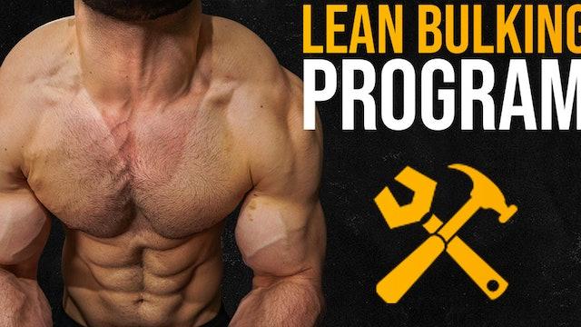 Lean Bulking Program