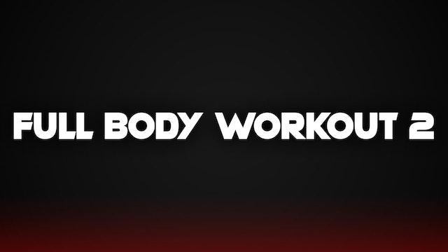 Full Body Workout #2