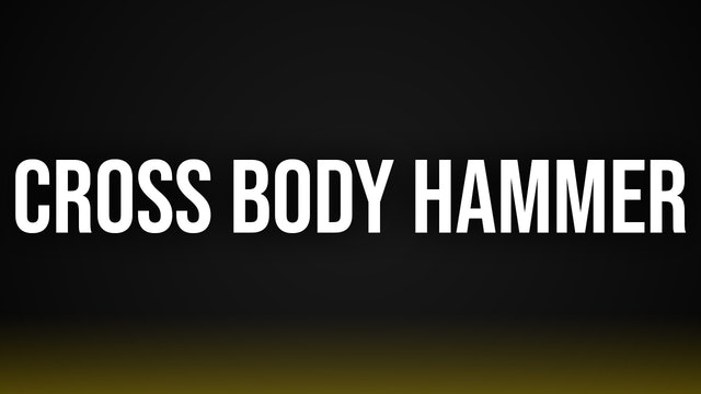 Cross-Body Hammer Curls
