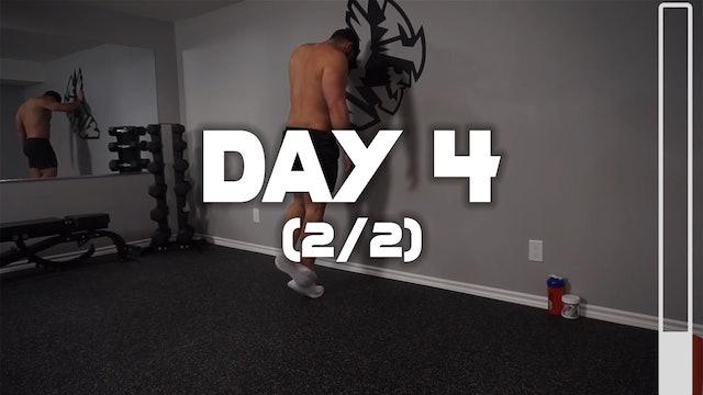 Day 4 (2/2): Calves Workout