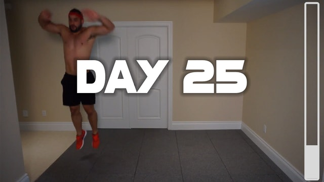 Day 25: Fat Burning Workout #2