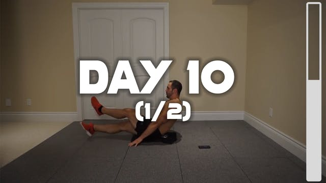 Day 10 (1/2): Lower Abdominal & Obliq...