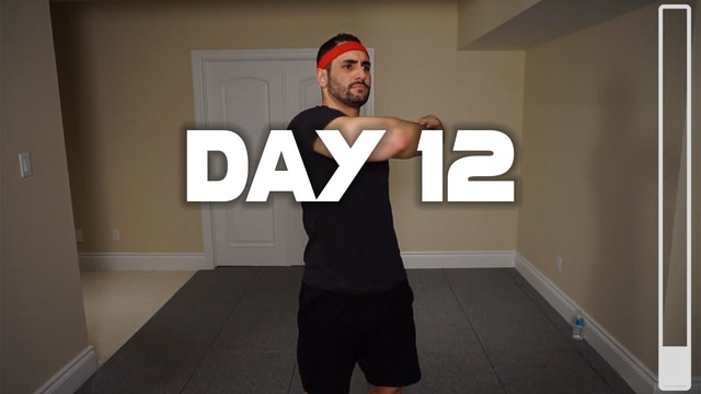 Day 12: Upper Body Workout
