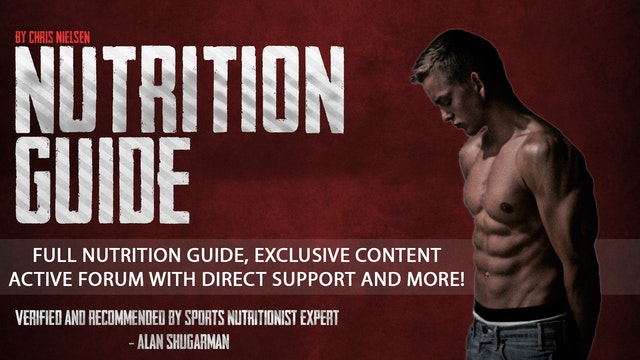 Nutrition Guide by Chris Nielsen