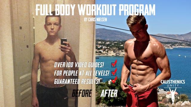 Full Body Workout Program