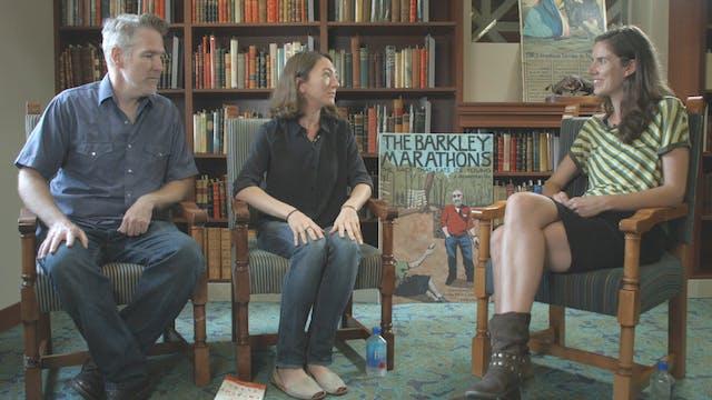 Leslie Jamison Interview