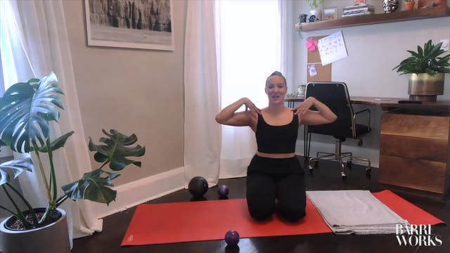 Pilates 30 with Kathia: June 10, 2021