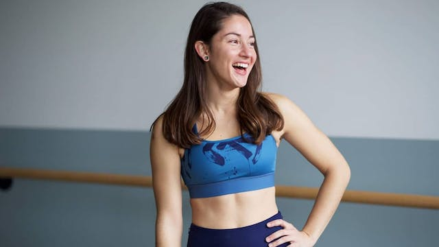 Pilates 50 with Rachel: March 12, 2021