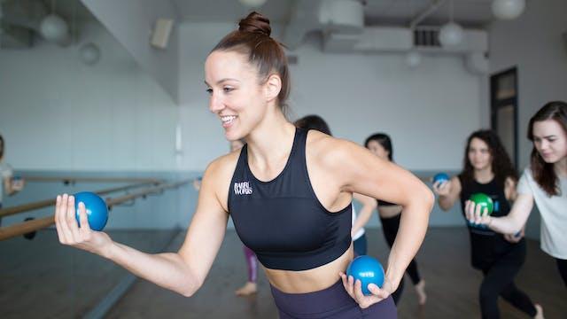 Pilates 30 with Kathia: May 21, 2021