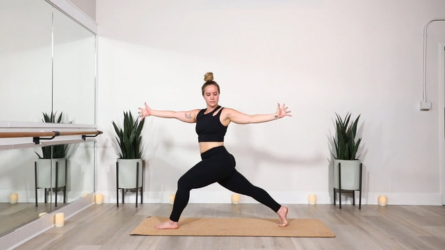 Hips + Balance   Kate Moon