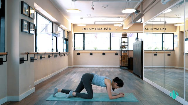 Total Abs and Core with Karen - 15 mins