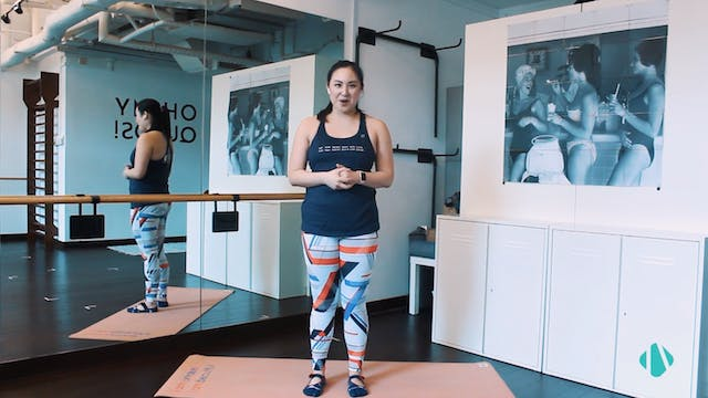 Language of Barre Intro with Jessica ...