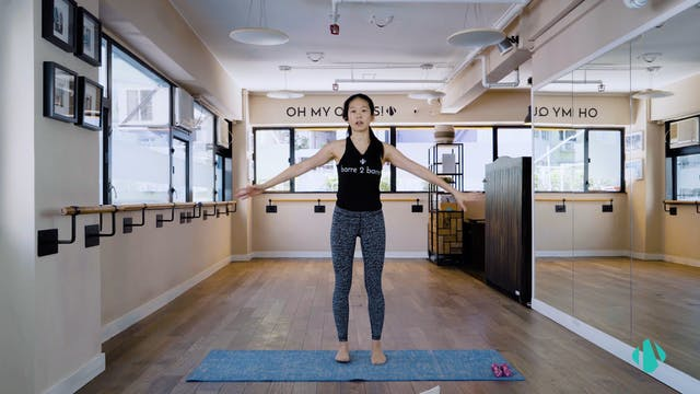 Arm Strength and Mobility with Karen - 10 mins