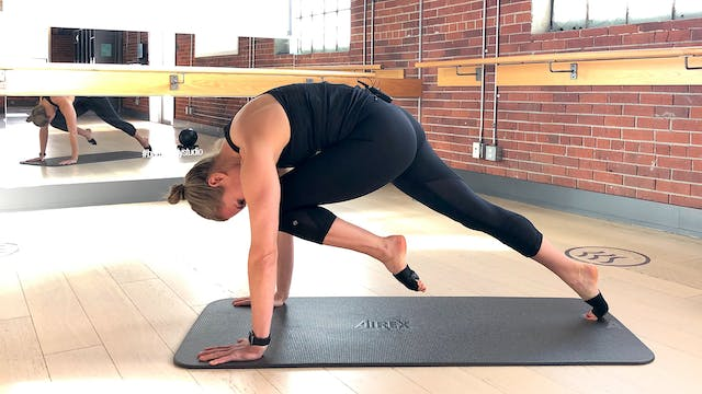 Core + Tone with Emma C