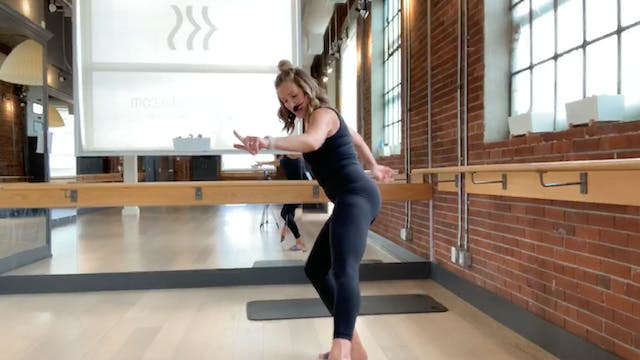 Body by Barre Live with Tara March 29...