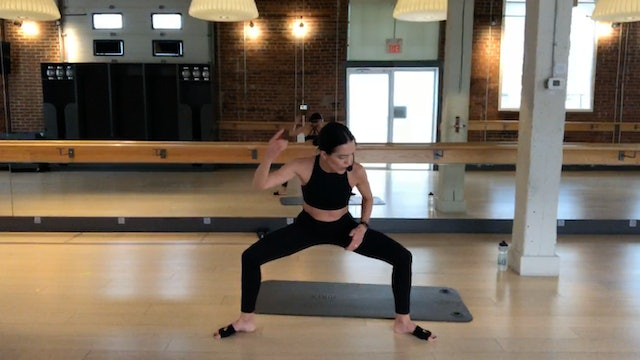 Barre Body Fit Live with Marlo April 9, 2020