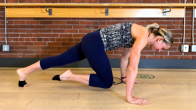Core + Tone with Chelsey