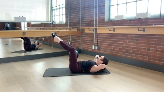 Body by Barre #2 with Heather