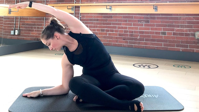 Stretch with Crystal
