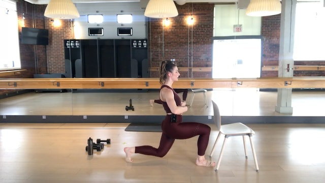 Barre.So.Hard Live with Amber April 10, 2020