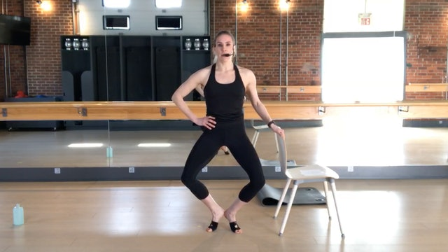 Barre Body Essentials with Emma C