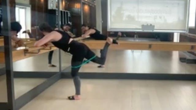 Barre Body Fit with Heather