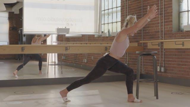 Strength + Sweat with Chloe