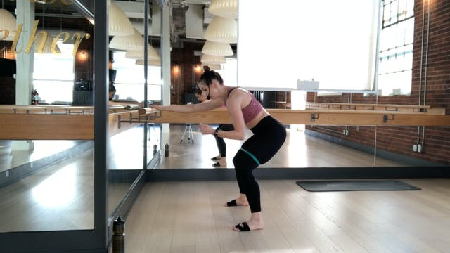 Barre.So.Hard Live with Amber March 2...
