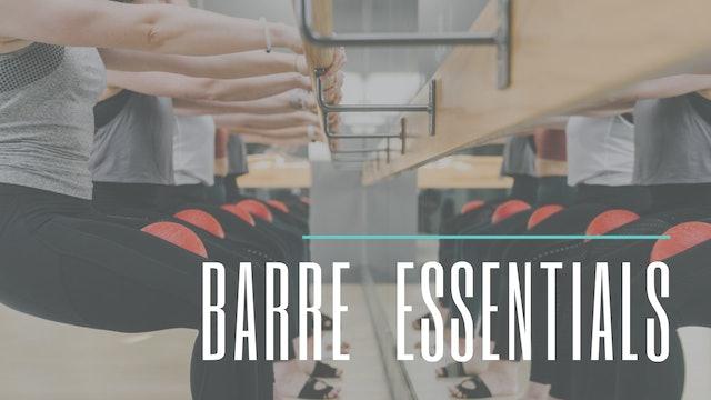 Barre Body Essentials