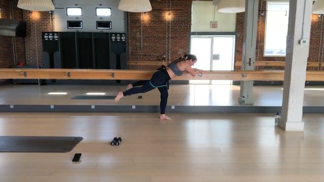 Barre Body Fit #2 with Jenn
