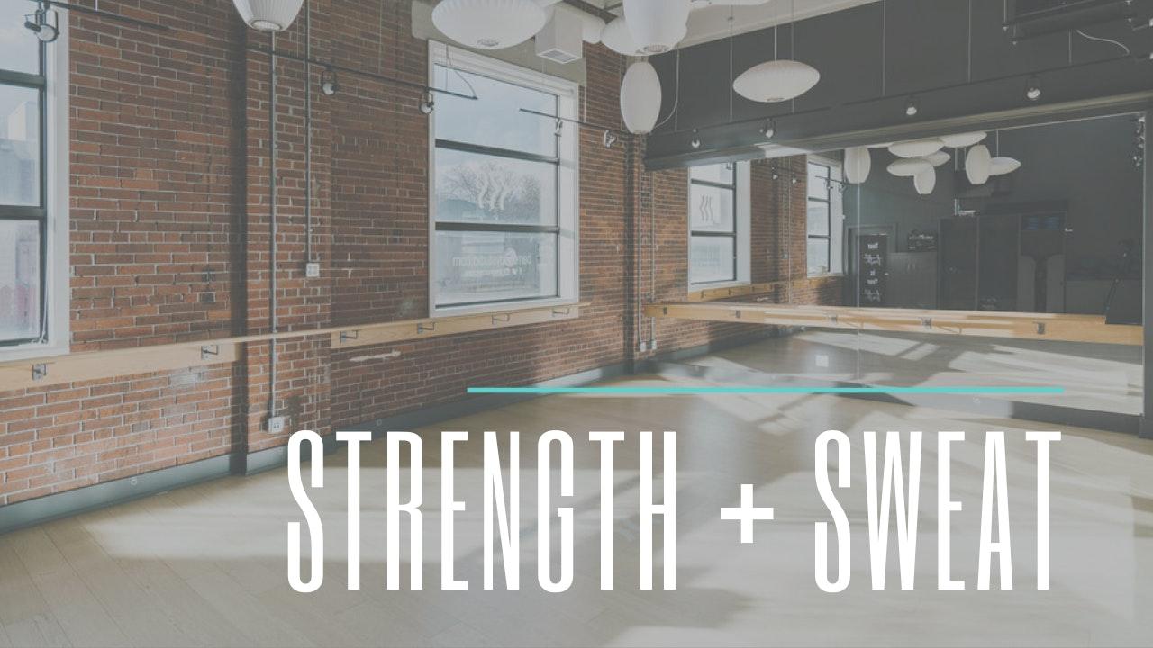 Strength + Sweat