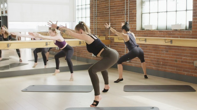 Body by Barre with Vanessa