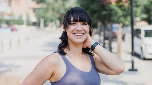 WED, OCT 27 12PM MDT // 30 min Low Impact Barre with Nicole