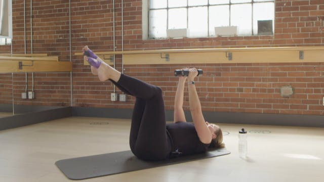 Barre Body Fit with Tara