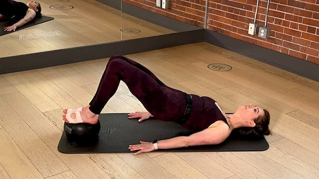 Core + Tone #2 with Heather
