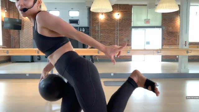 Barre Body Fit Live with Brittany May...
